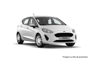 FORD FIESTA TREND CONNECTED1.0 L 95 HP MAN FWD 5 USI  : Ford Fiesta