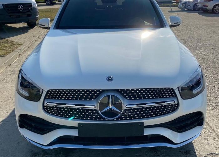 MERCEDES-BENZ GLC Coupe GLC 220 d 4MATIC Coupé  : Mercedes-Benz GLC