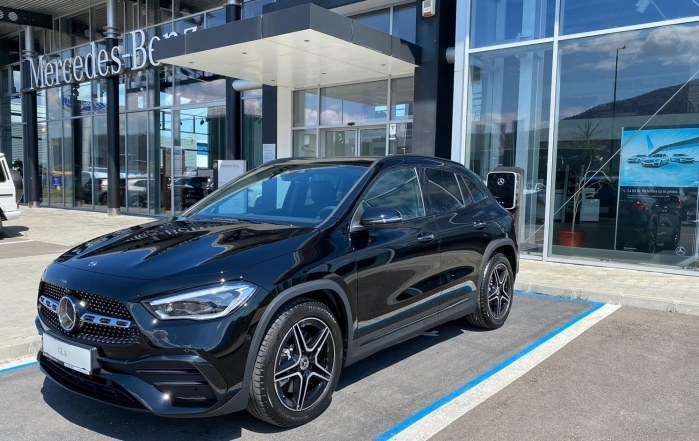 MERCEDES-BENZ GLA 250 4M  : Mercedes-Benz GLA