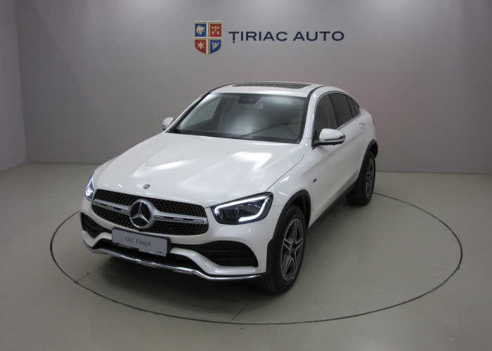 MERCEDES-BENZ GLC Coupe GLC 350 e 4MATIC Coupé  : Mercedes-Benz GLC