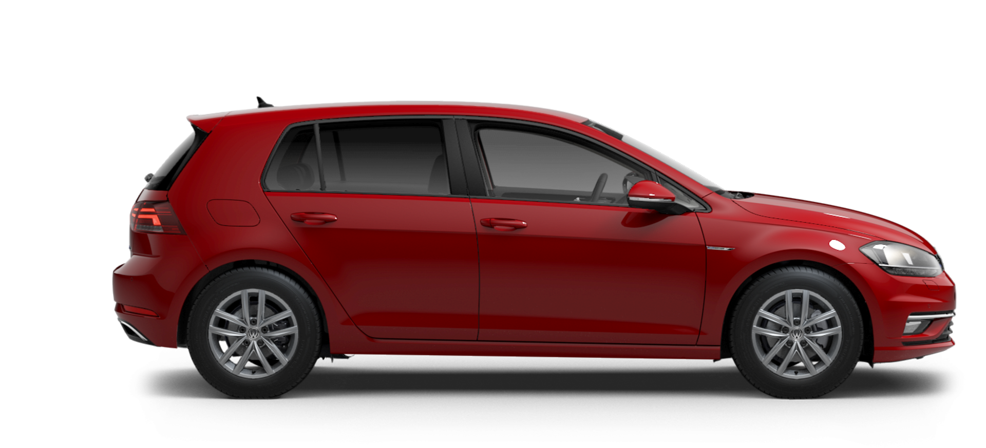Golf Comfortline 1.5 TSI ACT / 130 CP/96 kW / 1.5l / Manuala, 6 trepte / 4-usi : Volkswagen Golf