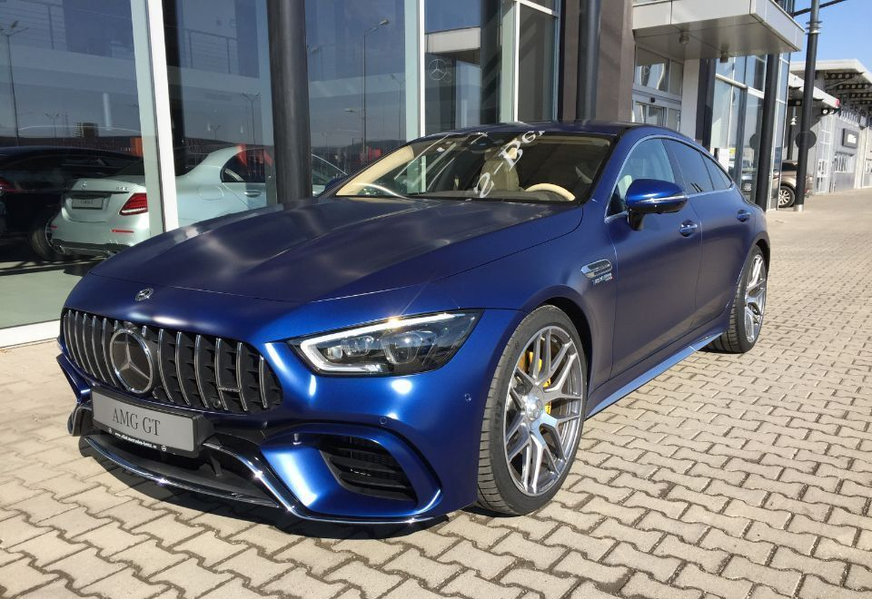 : Mercedes-Benz Mercedes-AMG GT  4 door Coupé