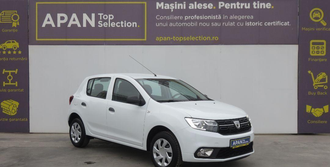 : Dacia Sandero