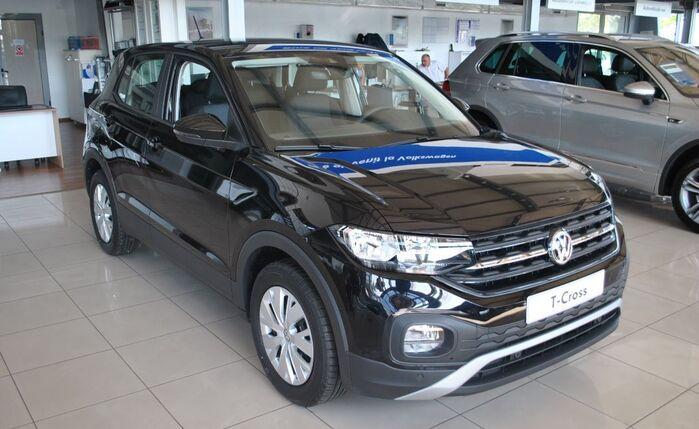 : Volkswagen T-Cross