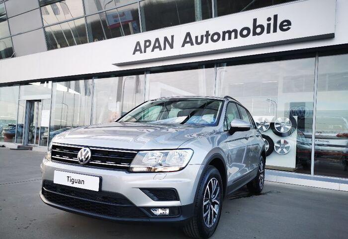 : Volkswagen Tiguan