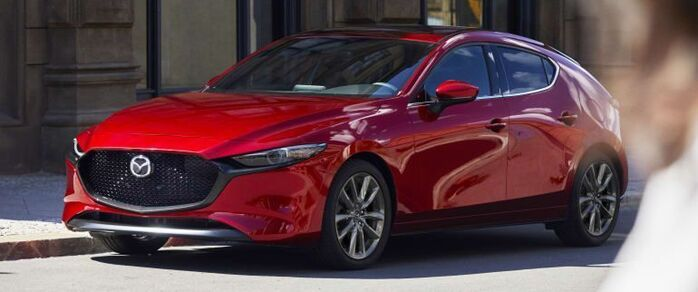 : Mazda Mazda 3 HATCHBACK PLUS