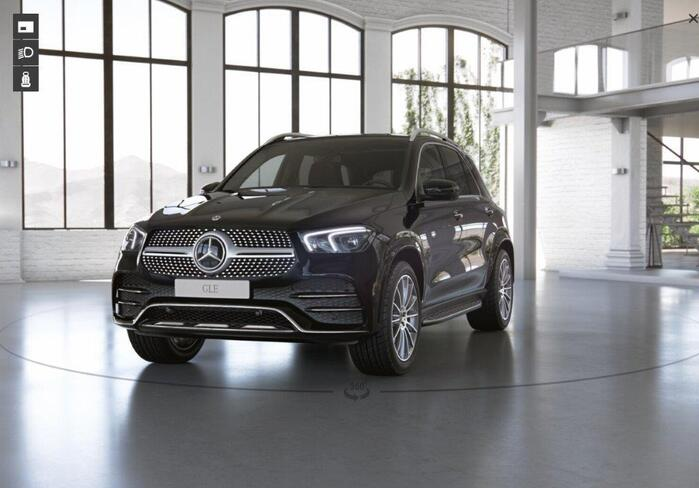 GLE 450  4MATIC - BM 11175 : Mercedes-Benz GLE
