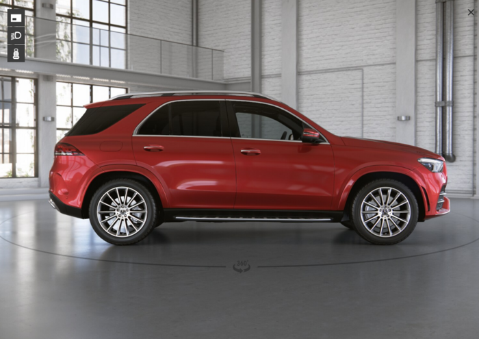 GLE 400 d  4MATIC - BM 11176 : Mercedes-Benz GLE
