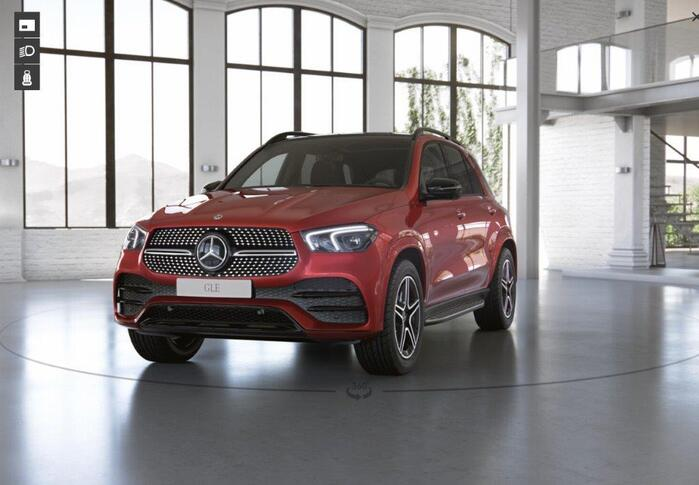 GLE 350 d 4MATIC -BM 10915 : Mercedes-Benz GLE