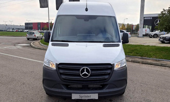 Sprinter 314 CDI, 11 mc, tracţiune faţă : Mercedes-Benz SPRINTER