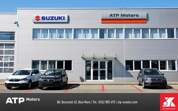 SUZUKI SX4 HYBRID 1.4 Passion AllGrip AT -BM 12245 : Suzuki SX4 S-CROSS