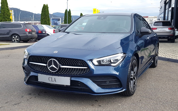 CLA 220  Coupé - BM 10579 : Mercedes-Benz CLA
