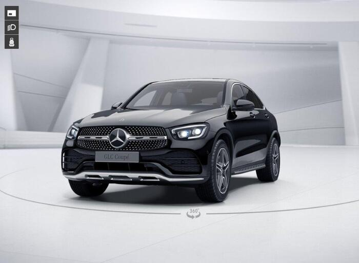 GLC 200 4MATIC Coupé - BM 11178 : Mercedes-Benz GLC