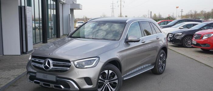 GLC 300 4MATIC - BH 10578 P : Mercedes-Benz GLC