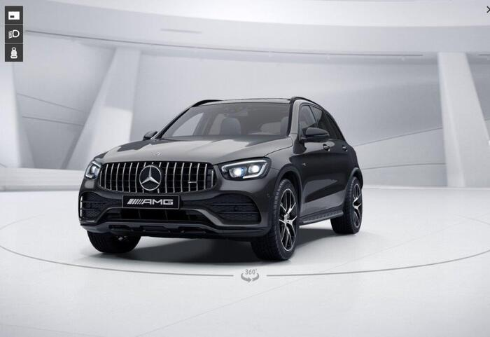 GLC 43 4MATIC AMG -BM 11299 : Mercedes-Benz GLC