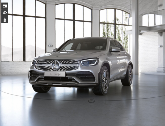 GLC 300 e 4MATIC Coupe - BM 11309 : Mercedes-Benz GLC