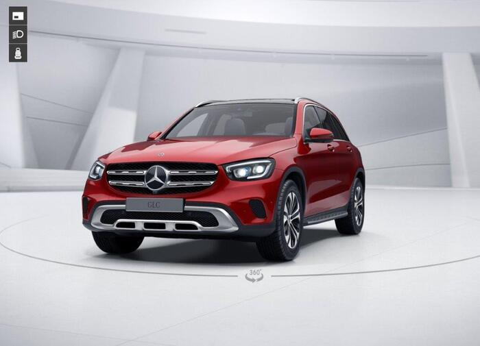GLC 200 4MATIC - BM 11410 : Mercedes-Benz GLC