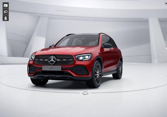 GLC 220 D 4MATIC - BM 11411 : Mercedes-Benz GLC