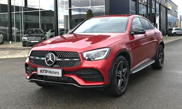 GLC 300 d 4MATIC Coupe - BM 11041 : Mercedes-Benz GLC