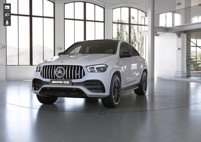 GLE 53 4MATIC Coupé - BM 11042 : Mercedes-Benz GLE