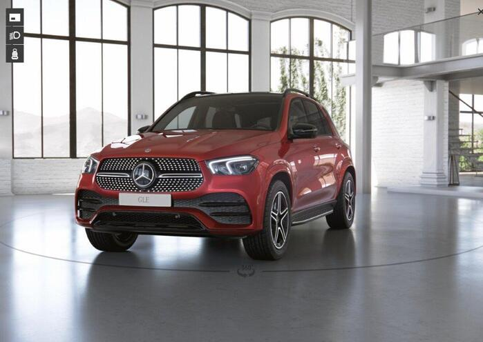 GLE 450  4MATIC - BM 11282 : Mercedes-Benz GLE