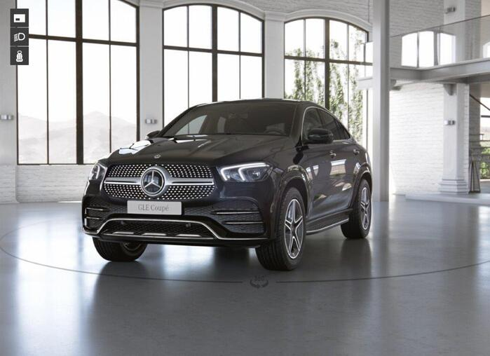 GLE 350 d 4MATIC Coupé - BM  11284 : Mercedes-Benz GLE