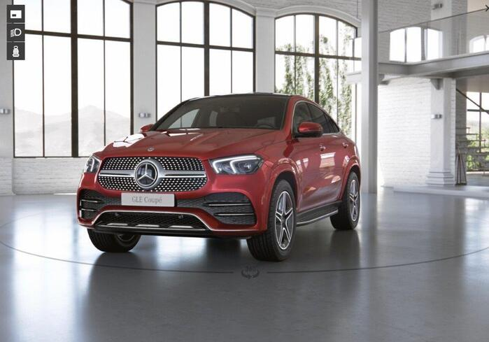 GLE 400 d 4MATIC Coupé  - BM 11283 : Mercedes-Benz GLE