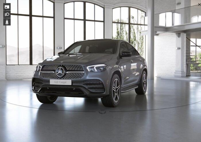GLE 400 d 4MATIC Coupé- BH 11288 : Mercedes-Benz GLE