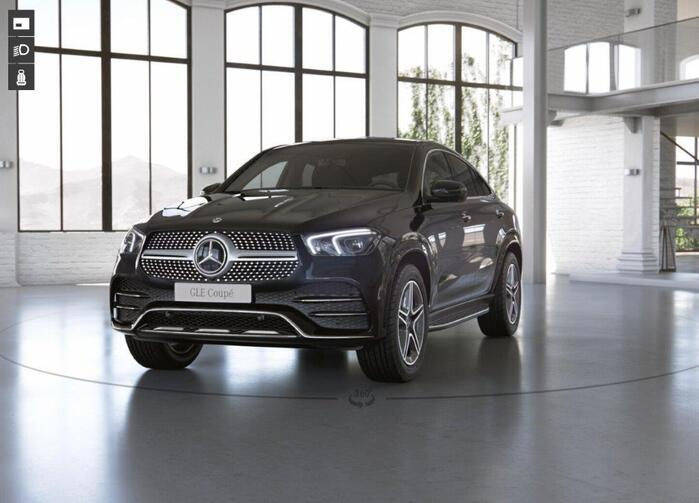 GLE 400 d 4MATIC Coupé- BH 11340 : Mercedes-Benz GLE