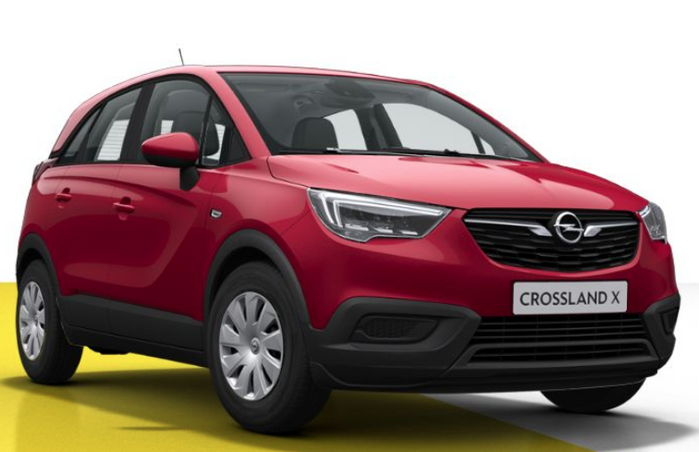 CROSSLAND X Enjoy 1.2 -BM 10848 : Opel Crossland X