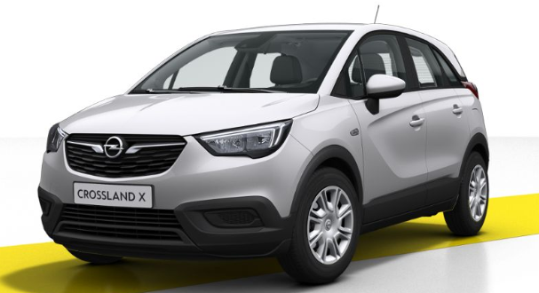 CROSSLAND X Enjoy 1.2 -BM 10370 : Opel Crossland X