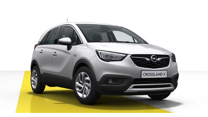CROSSLAND X Innovation 1.2  - BM 10376 : Opel Crossland X