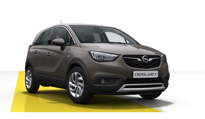 CROSSLAND X Innovation 1.2  - BM 10369 : Opel Crossland X