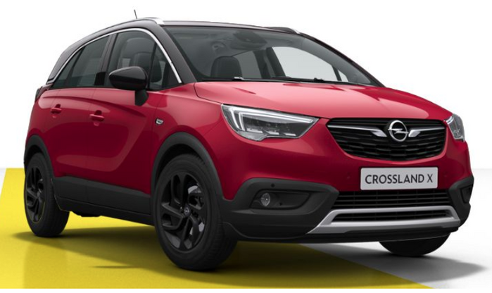CROSSLAND X Innovation 1.2 - BM 10844 : Opel Crossland X