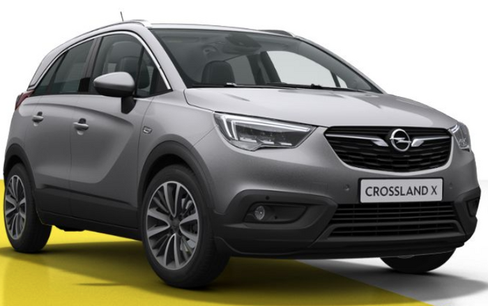 CROSSLAND X Innovation 1.5 diesel - BM 10846 : Opel Crossland X