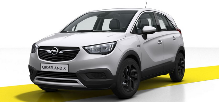 CROSSLAND X Innovation 1.2  - BM 10650 : Opel Crossland X