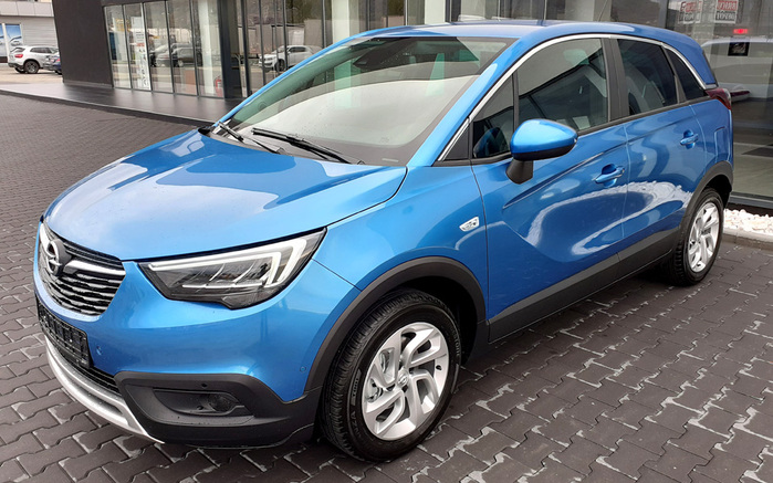 CROSSLAND X Innovation 1.2  - BM 10375 : Opel Crossland X