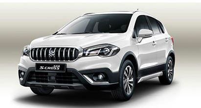 SX4  1.4 PASSION AllGrip - BM 10231 : Suzuki SX4 S-CROSS