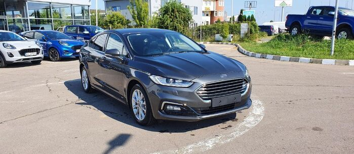 NOUL MONDEO TITANIUM 5 USI AWD 2.0 PANTHER 190 CP Start Stop A8 : Ford Mondeo