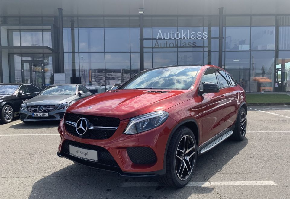 : Mercedes-Benz GLE  Coupe
