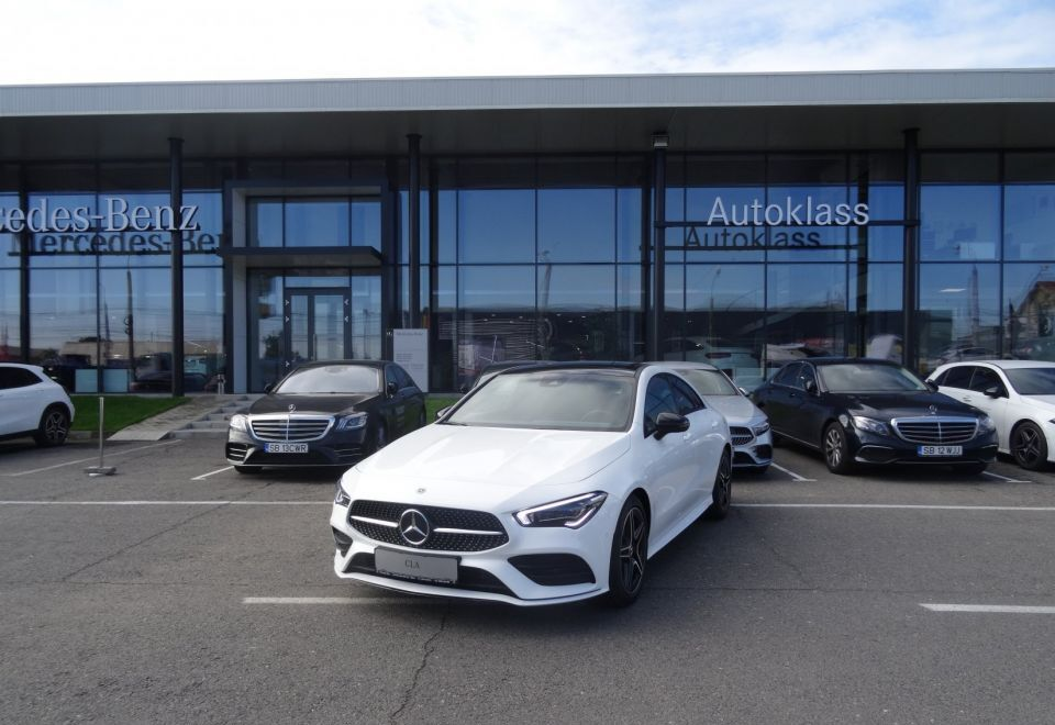 : Mercedes-Benz CLA
