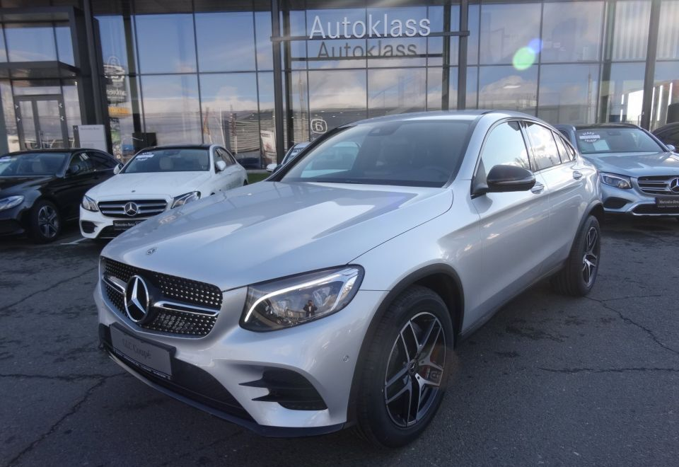 : Mercedes-Benz GLC  Coupe