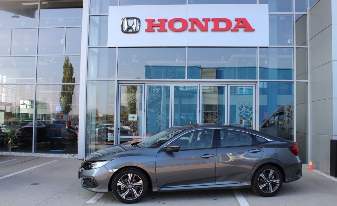 : Honda Civic Sedan