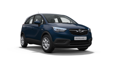Opel Crossland X Enjoy, F 1.2 XE, 61 kW / 83 CP Start/Stop : Opel Crossland X Enjoy