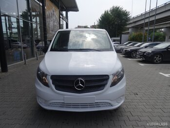 MERCEDES-BENZ VITO TOURER : Mercedes-Benz VITO