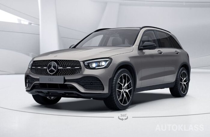 MERCEDES-BENZ GLC 300 d 4MATIC : Mercedes-Benz GLC
