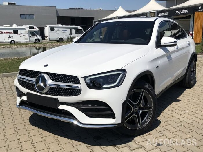 MERCEDES-BENZ GLC 300 e 4MATIC Coupe : Mercedes-Benz GLC