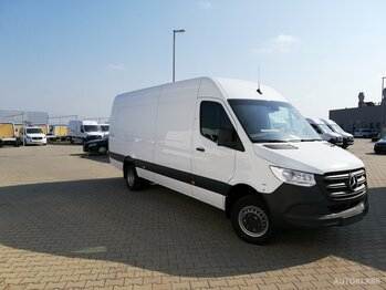 MERCEDES-BENZ SPRINTER 516 KA : Mercedes-Benz SPRINTER