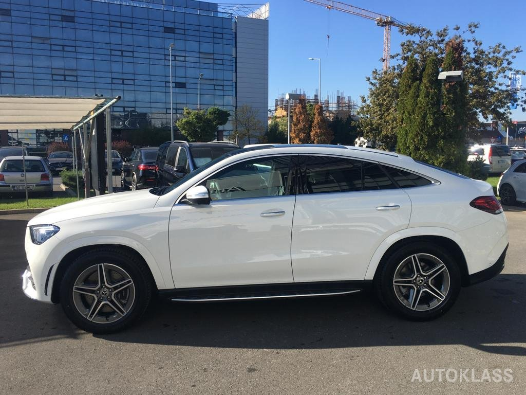 MERCEDES-BENZ GLE 400 d 4MATIC Coupe : Mercedes-Benz GLE