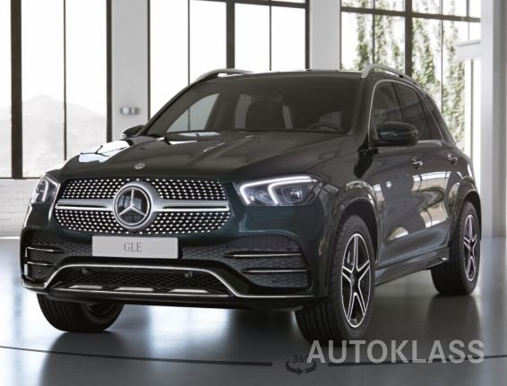 MERCEDES-BENZ GLE 300 d 4MATIC : Mercedes-Benz GLE